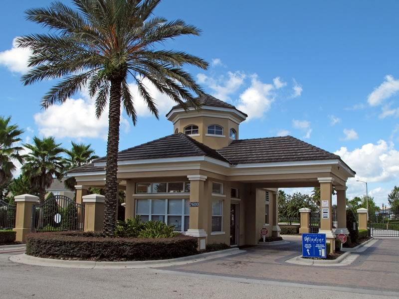 Gated Community Kissimmee Orlando