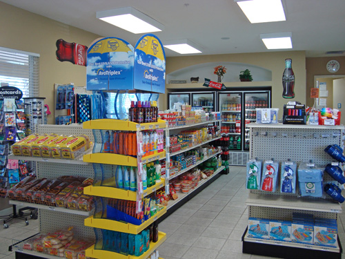 Windsor Hills convenience and grocery store